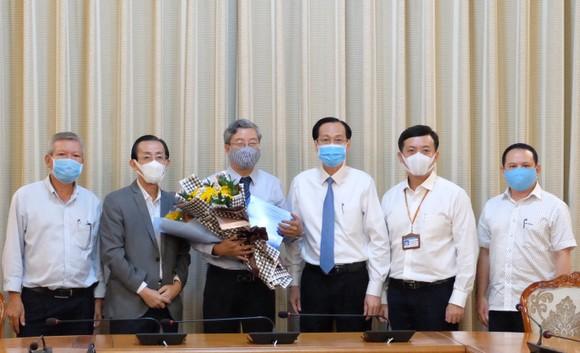 Ông Phạm Bình An làm Phó Viện trưởng Viện Nghiên cứu phát triển TPHCM ảnh 2