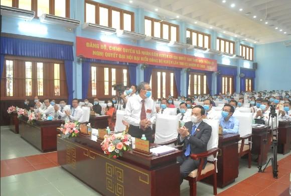 Phó Bí thư Thường trực Thành ủy TPHCM yêu cầu huyện Củ Chi siết chặt kỷ cương quản lý đất đai ảnh 4