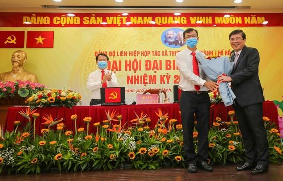 Chủ tịch UBND TPHCM tin tưởng Saigon Co.op đủ sức cạnh tranh để vào Top 100 Hợp tác xã hàng đầu thế giới ảnh 2