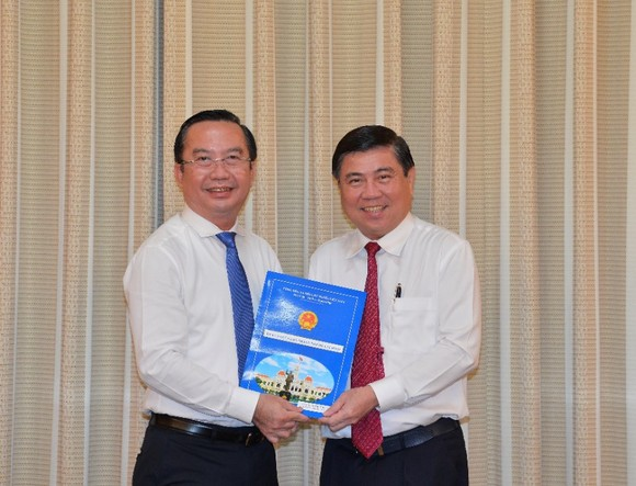 Ông Trần Thế Thuận làm Giám đốc Sở Văn hóa – Thể thao TPHCM  ảnh 1