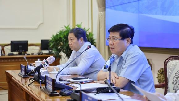 Chủ tịch UBND TPHCM yêu cầu khánh thành hàng loạt công trình, dự án trong cuối tháng 9 và đầu tháng 10-2020 ảnh 2