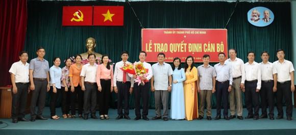 Đồng chí Nguyễn Văn Hồng làm Phó Bí thư Huyện ủy Cần Giờ ảnh 2