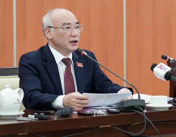 Đồng chí Nguyễn Văn Nên được bầu làm Bí thư Thành ủy TPHCM khóa XI ảnh 1