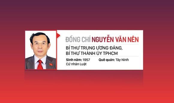 Đồng chí Nguyễn Văn Nên được bầu làm Bí thư Thành ủy TPHCM khóa XI