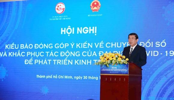 450 kiều bào trên toàn cầu góp ý cho Việt Nam về chuyển đổi số và phát triển kinh tế ảnh 4