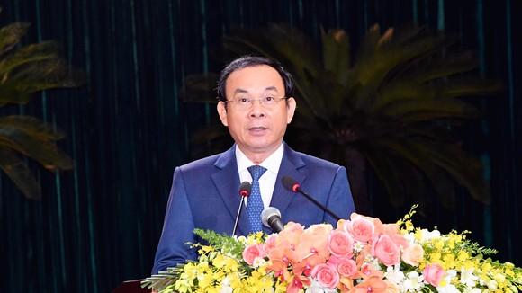 MTTQ Việt Nam TPHCM cần kết nối người giỏi, người tài muốn đóng góp phát triển TPHCM ảnh 1