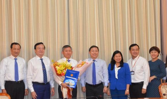 Ông Dương Trí Dũng làm Phó Giám đốc Sở GD-ĐT TPHCM ảnh 2