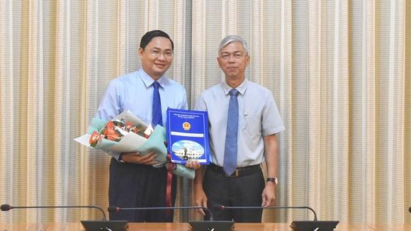 Ông Phan Ngọc Phúc giữ chức Phó Giám đốc Sở Quy hoạch - Kiến trúc TPHCM ảnh 1