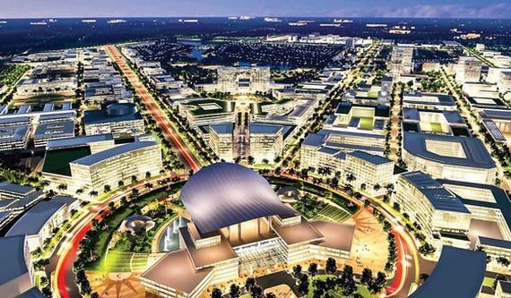 Cần 41.660 tỷ đồng phát triển Đô thị sáng tạo tương tác cao phía Đông TPHCM đến năm 2025 ảnh 1