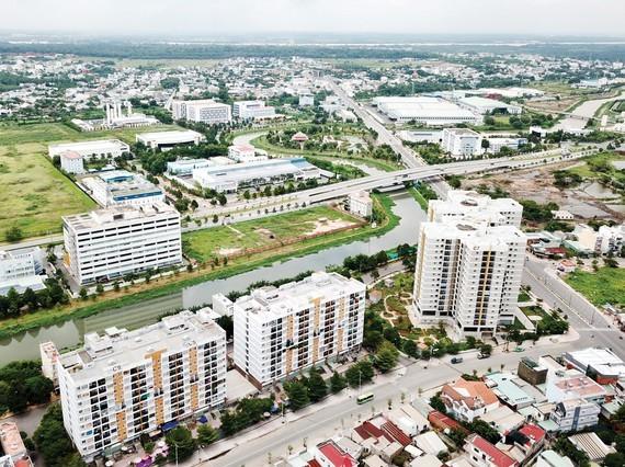Cần 41.660 tỷ đồng phát triển Đô thị sáng tạo tương tác cao phía Đông TPHCM đến năm 2025 ảnh 5