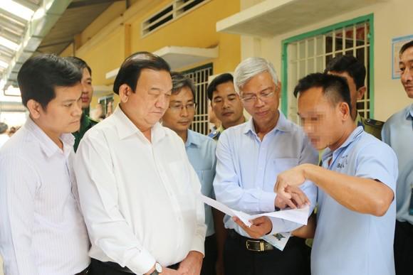 Phó Chủ tịch UBND TPHCM Võ Văn Hoan gợi mở về mô hình tạo việc làm cho người sau cai ảnh 2