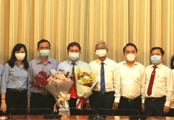 Phó Giám đốc Sở Công thương TPHCM làm Tổng Giám đốc CNS ảnh 1