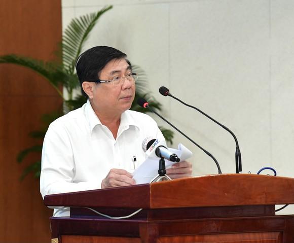 Chủ tịch UBND TPHCM Nguyễn Thành Phong 'điểm mặt' sở ngành 'ngâm' hồ sơ của doanh nghiệp ảnh 1