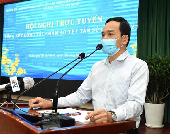 Chủ tịch UBND TPHCM Nguyễn Thành Phong 'điểm mặt' sở ngành 'ngâm' hồ sơ của doanh nghiệp ảnh 6