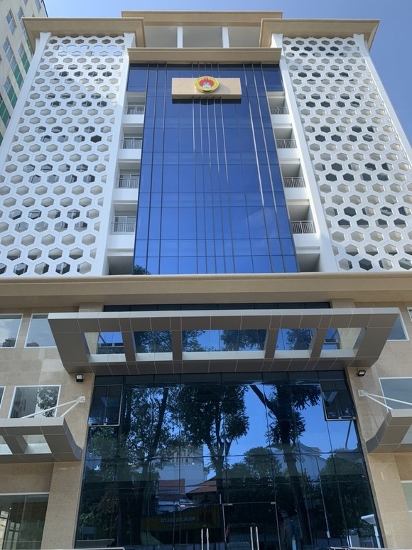 Từ hôm nay 22-2, Sở LĐTB-XH TPHCM phục vụ người dân tại trụ sở ở quận 3 ảnh 1