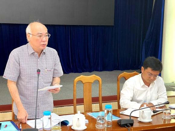 Trưởng Ban Tuyên giáo Thành ủy TPHCM Phan Nguyễn Như Khuê: Tạo điều kiện cho cử tri đóng góp ý kiến trong cuộc bầu cử ảnh 2