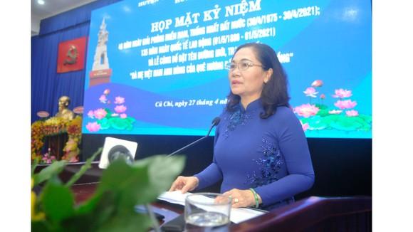 171 tuyến đường tại huyện Củ Chi mang tên 171 mẹ Việt Nam anh hùng  ảnh 4