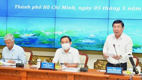 Chủ tịch UBND TPHCM Nguyễn Thành Phong: Hiện thực hóa khát vọng vươn lên của TPHCM, trở thành đại đô thị mang đẳng cấp khu vực ảnh 2