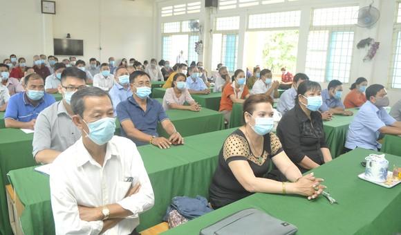 Đồng chí Nguyễn Thị Lệ: HĐND TPHCM nhập cuộc, giám sát ngay dự án 'treo' cử tri phản ánh ảnh 2