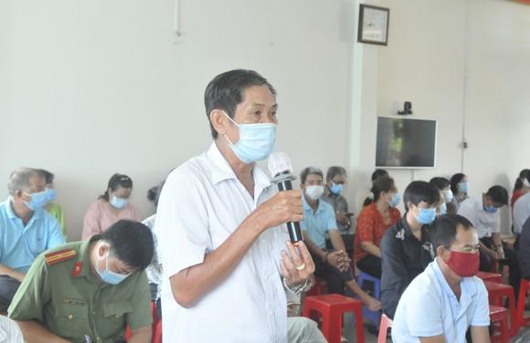 Đồng chí Nguyễn Thị Lệ: HĐND TPHCM nhập cuộc, giám sát ngay dự án 'treo' cử tri phản ánh ảnh 4