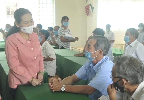 Đồng chí Nguyễn Thị Lệ: HĐND TPHCM nhập cuộc, giám sát ngay dự án 'treo' cử tri phản ánh ảnh 5