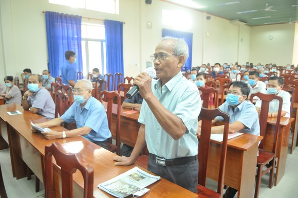 Ứng cử viên Nguyễn Thị Lệ nêu nhiều giải pháp nâng cao chất lượng đời sống người dân ảnh 3