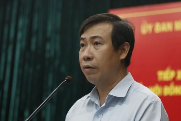 Ứng cử viên HĐND TPHCM cam kết 'nói ít, làm nhiều' ảnh 4