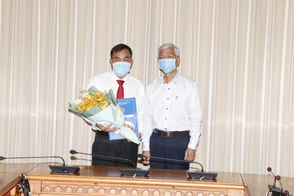 Ông Phạm Đình Dũng làm Trưởng ban Ban Quản lý Khu Nông nghiệp công nghệ cao TPHCM ảnh 1