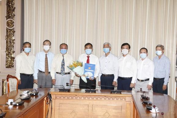 Ông Phạm Đình Dũng làm Trưởng ban Ban Quản lý Khu Nông nghiệp công nghệ cao TPHCM ảnh 2