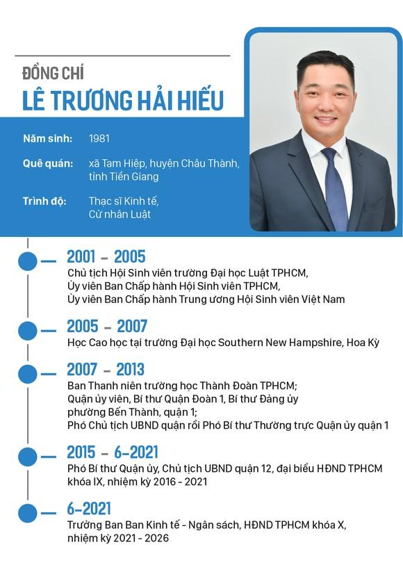Đồng chí Nguyễn Thị Lệ tái đắc cử Chủ tịch HĐND TPHCM khóa X ảnh 6