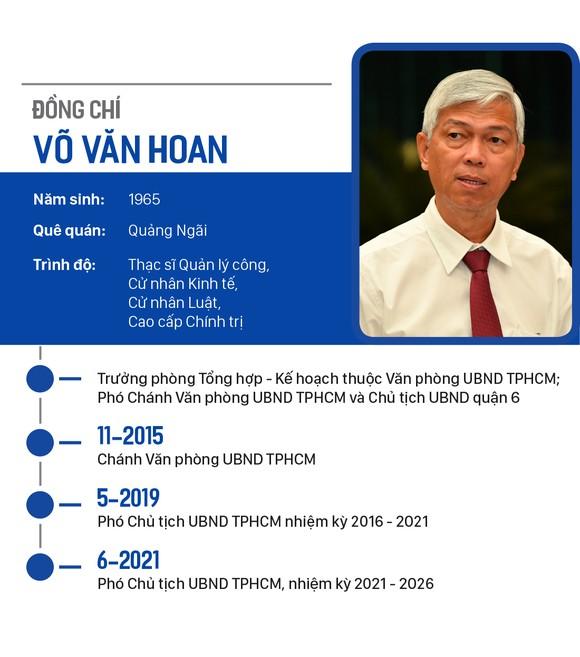 Đồng chí Nguyễn Thành Phong tái đắc cử Chủ tịch UBND TPHCM ảnh 9