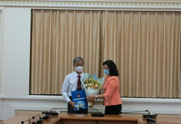 Phó Chủ tịch HĐND quận 4 Phạm Minh Tuấn đến nhận công tác tại Thành ủy TPHCM ảnh 1