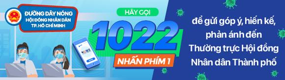 HĐND TPHCM mở đường dây nóng tiếp nhận ý kiến cử tri qua tổng đài 1022 ảnh 1