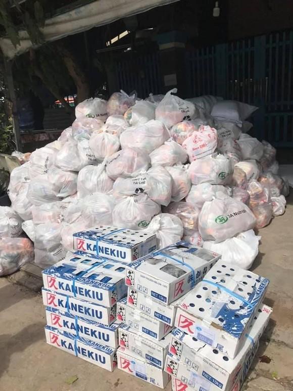 Quận 8 đã hỗ trợ trường hợp người dân kêu cứu tại phường 7 ảnh 1