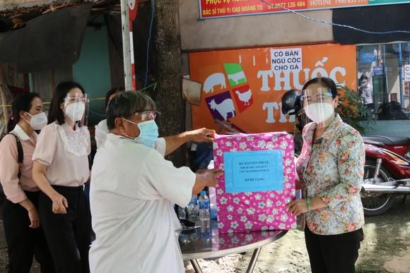 Chủ tịch HĐND TPHCM Nguyễn Thị Lệ biểu dương người dân đã giữ được 'vùng xanh' ảnh 5