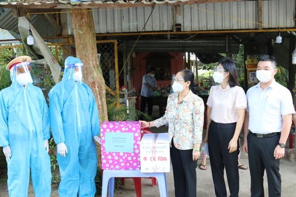 Chủ tịch HĐND TPHCM Nguyễn Thị Lệ biểu dương người dân đã giữ được 'vùng xanh' ảnh 3