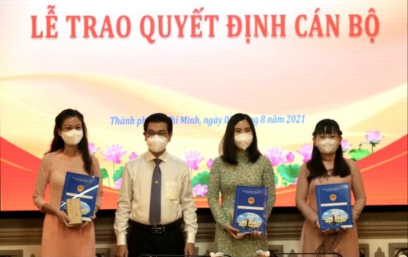 Đồng chí Đỗ Thị Minh Quân giữ chức vụ Chánh Văn phòng Đoàn ĐBQH và HĐND TPHCM ảnh 2