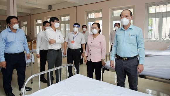 Khánh thành bệnh viện dã chiến quy mô 200 giường tại Củ Chi ảnh 3