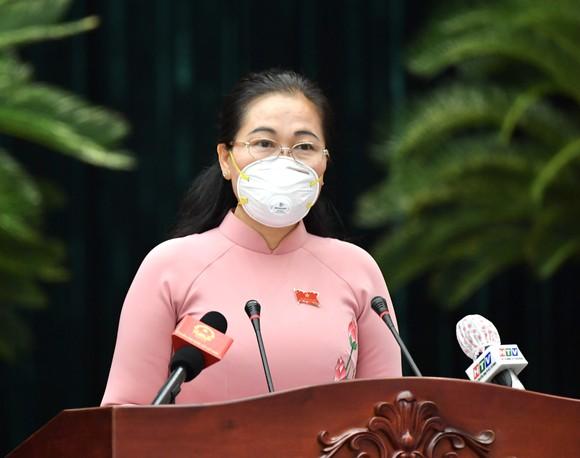 Chủ tịch HĐND TPHCM Nguyễn Thị Lệ: Đặt trọn niềm tin đối với đồng chí Phan Văn Mãi ảnh 1
