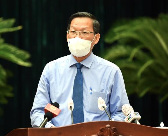 Đồng chí Phan Văn Mãi: Tôi sẽ luôn lắng nghe, không bảo thủ, định kiến ảnh 1