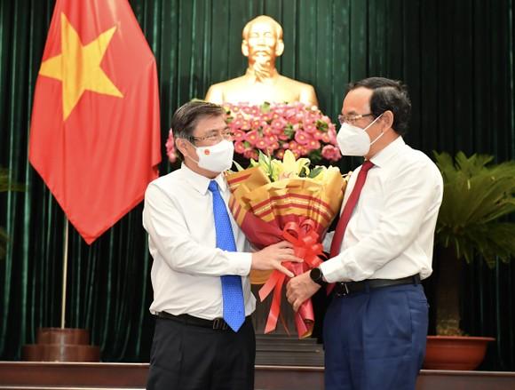 Chủ tịch HĐND TPHCM Nguyễn Thị Lệ: Đặt trọn niềm tin đối với đồng chí Phan Văn Mãi ảnh 3