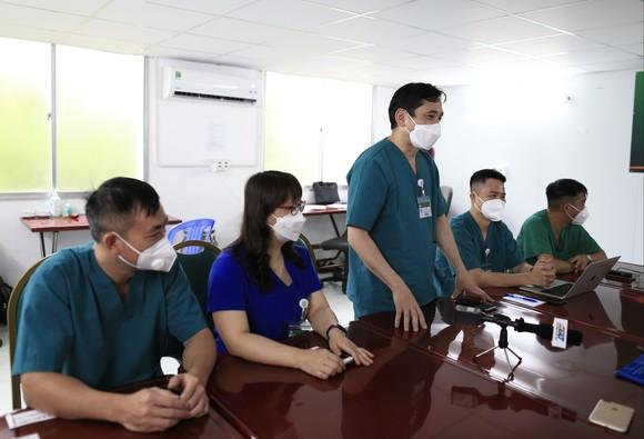 Chủ tịch HĐND TPHCM Nguyễn Thị Lệ: Không bao giờ quên những đóng góp to lớn của các y bác sĩ  ảnh 5