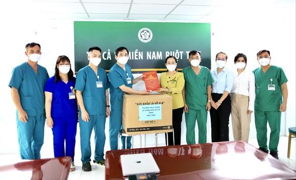 Chủ tịch HĐND TPHCM Nguyễn Thị Lệ: Không bao giờ quên những đóng góp to lớn của các y bác sĩ  ảnh 2