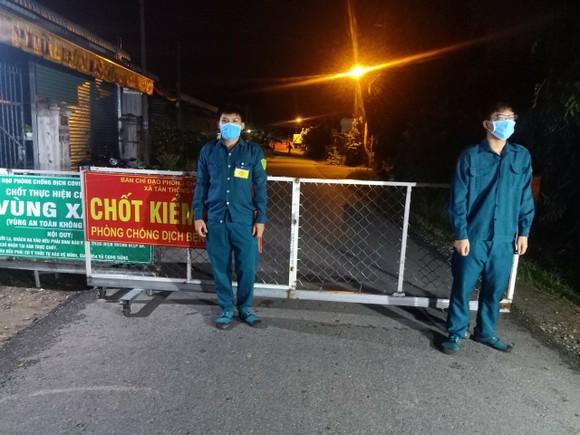 Huyện Củ Chi bước vào ngày đầu tiên bình thường mới ảnh 2