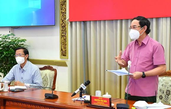 Bí thư Thành ủy TPHCM Nguyễn Văn Nên: Khôi phục TPHCM từng bước chắc chắn và phát triển trở lại ảnh 1