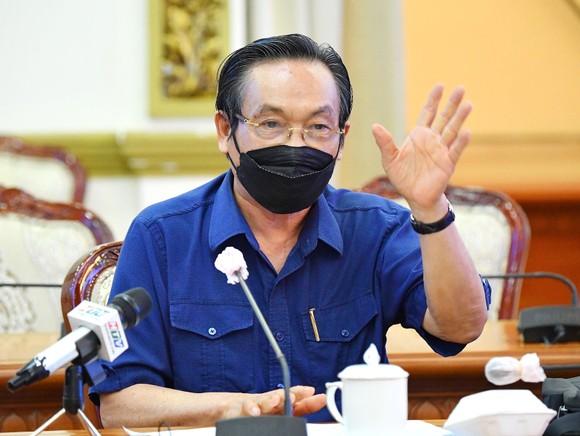 Bí thư Thành ủy TPHCM Nguyễn Văn Nên: Khôi phục TPHCM từng bước chắc chắn và phát triển trở lại ảnh 3