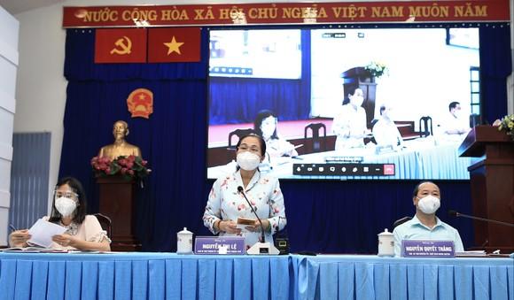 Chủ tịch HĐND TPHCM Nguyễn Thị Lệ: 'Kết quả tại huyện Củ Chi là thành quả chung của người dân' ảnh 1