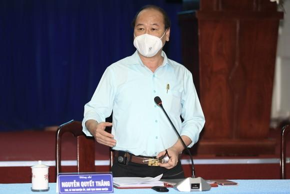 Chủ tịch HĐND TPHCM Nguyễn Thị Lệ: 'Kết quả tại huyện Củ Chi là thành quả chung của người dân' ảnh 5