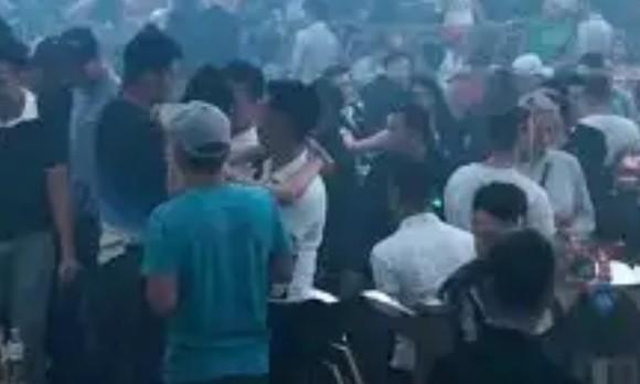 Phát hiện 145 thanh niên phê ma túy trong quán bar ở Đồng Nai ảnh 1