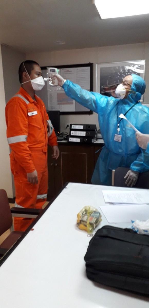 Cảng vụ Hàng hải Đồng Nai tăng cường các biện pháp phòng, chống dịch nCoV ảnh 2